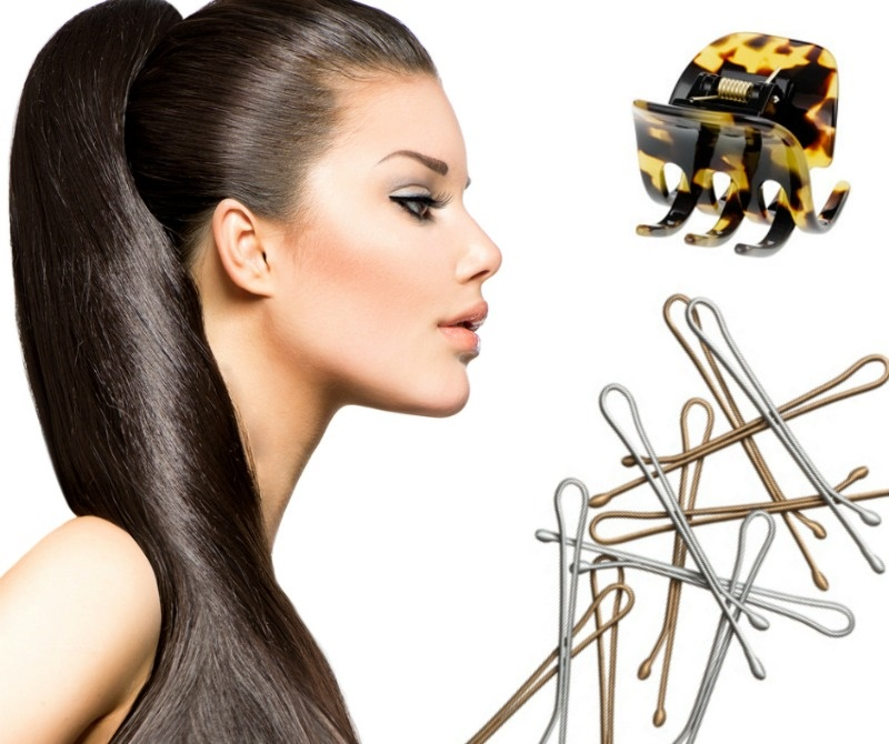Glamorous high pony tails hacks by Barbie's Beauty Bits (1)