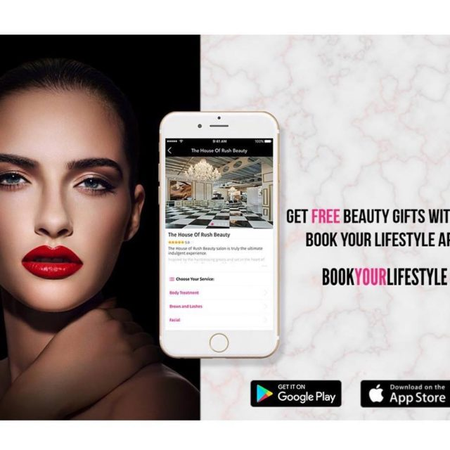 Get this summers must have beauty App!  Download bookyourlifestylehellip
