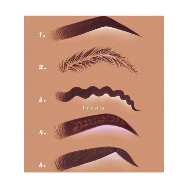 Which eyebrow style are you? Book a threading or waxinghellip